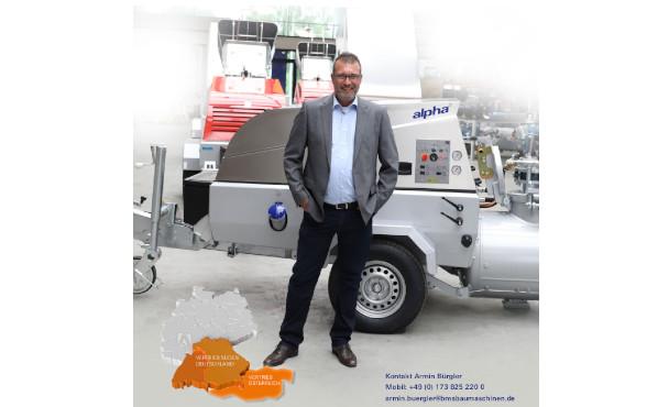 Armin Bürgler seit 1. Oktober 2018 bei BMS im Vertrieb Deutschland und Österreich