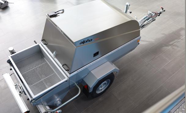 BMS präsentiert neue alpha CR FLUID